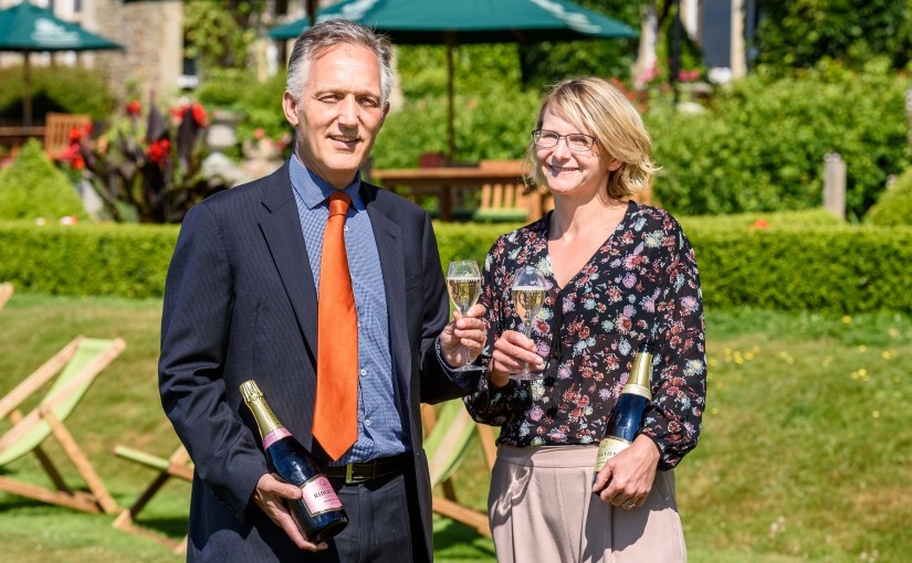 Exclusive Hotels and Venues announces English sparkling wine Ridgeview as new house pour