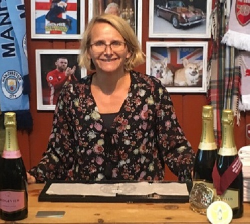 Insights on English sparkling wine in the USA