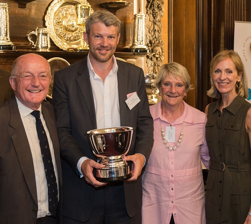 New Trophy Celebrating 'Mike Roberts MBE'