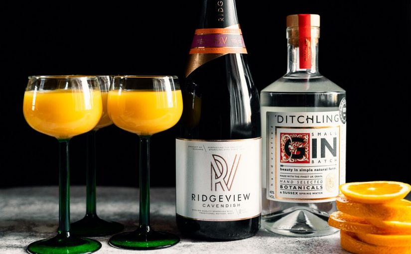 Ditchling 75 Cocktail