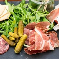 Charcuterie with Oak Reserve NV