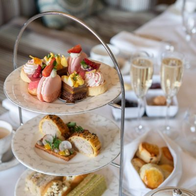 Afternoon Tea - Pennyhill Park